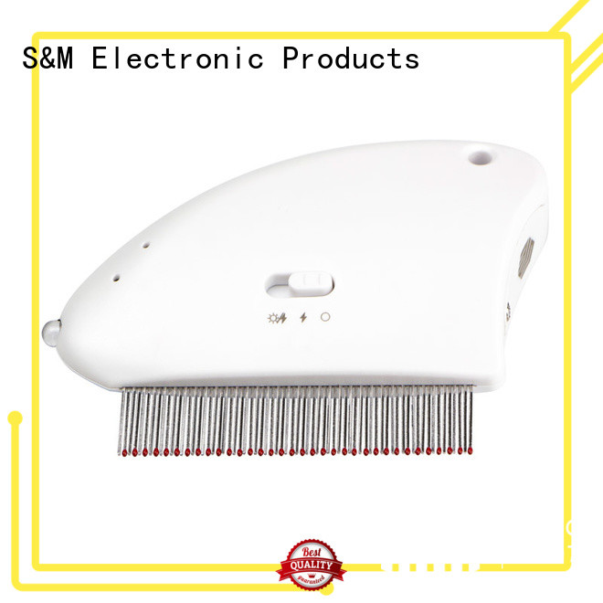 SM Professional best electric lice comb Manufacturer for cats