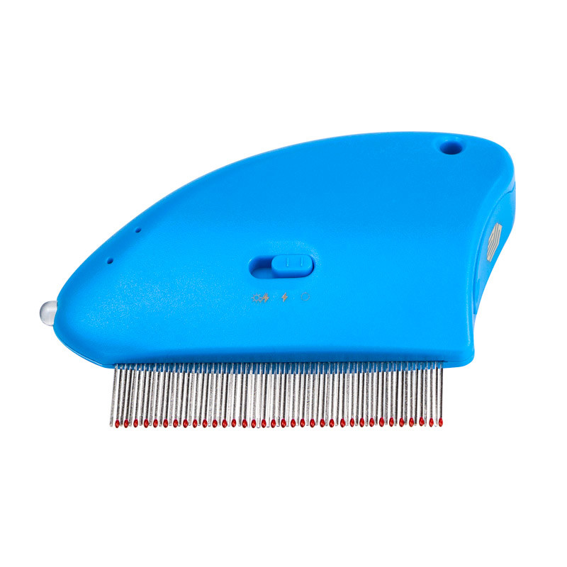 product-SM-Multifunctional pet comb electronic flea comb-img