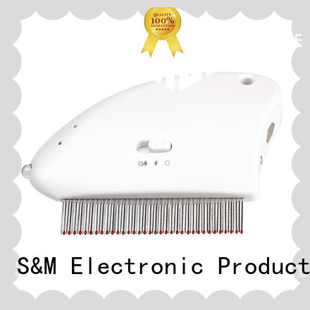 SM lice comb electronic China factory for dogs