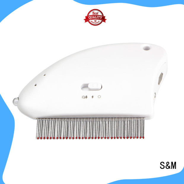 SM good quality best electric flea comb Wholesale for dogs