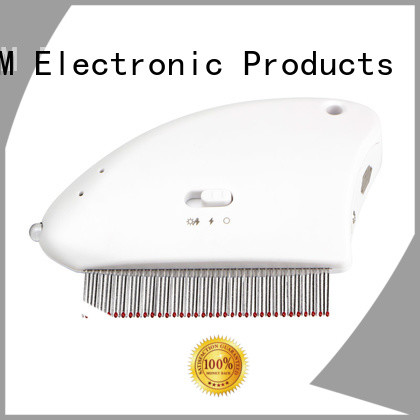 portable face massager & electric flea comb
