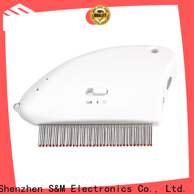 SM high-quality and priced-low best electric flea comb ODM for cats