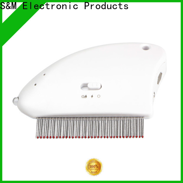 SM electric flea and tick comb Wholesale for dogs