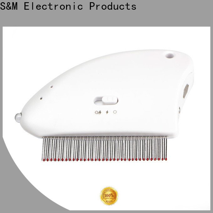 high-quality and priced-low electric flea comb pets at home Manufacturer for dogs