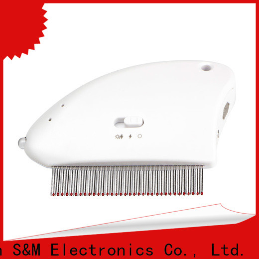 dispenseris available in a electric flea and lice comb China factory for pets