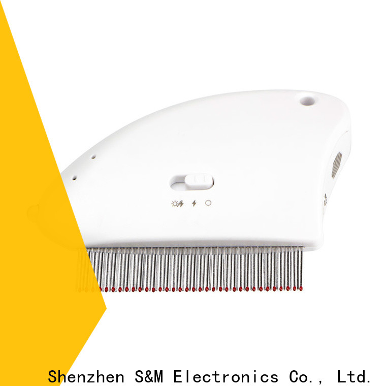 SM electric comb cat flea removal Oem/odm for cats