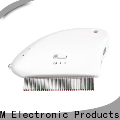 SM Professional electric flea & tick comb customization for pets