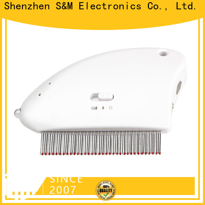 SM best electronic flea comb Factory for dogs