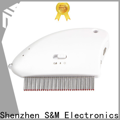 SM flea doctor electric comb Supplier for cats